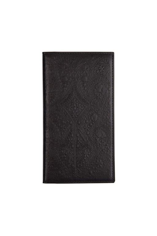 Black Paseo Embossed Travel Journal (Heritage Collection) By Christian Lacroix