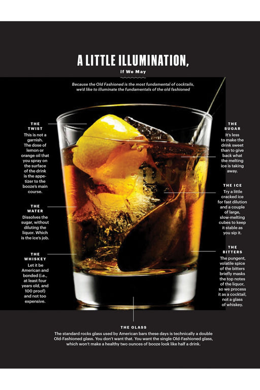 Drink Like A Man: The Only Cocktail Guide Anyone Really Needs By Ross Mccammon