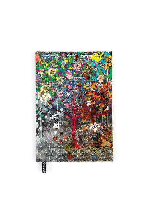 Les 4 Saisons A5 Layflat Notebook (Heritage Collection) By Christian Lacroix