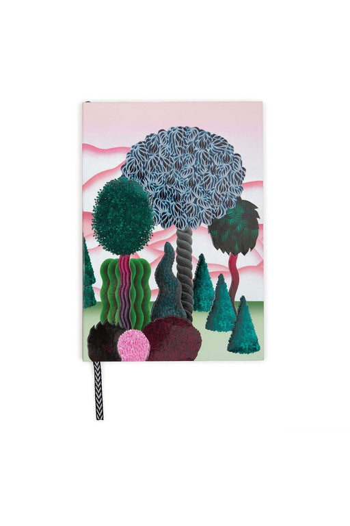 Songe D'Été A5 Notebook By Christian Lacroix