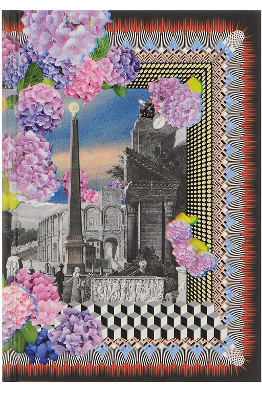 galison surrealistic a5 hardcover journal by christian lacroix jegyzetfuzet