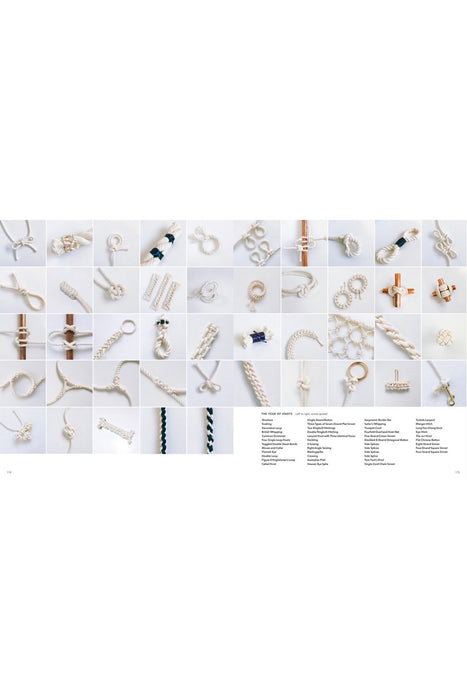 The Year Of Knots: Modern Projects, Inspiration, And Creative Reinvention By Windy Chien