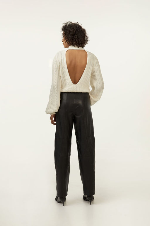 Rawan Organic Cotton Trutleneck Sweater