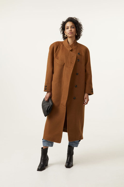 Wolina Wool Coat