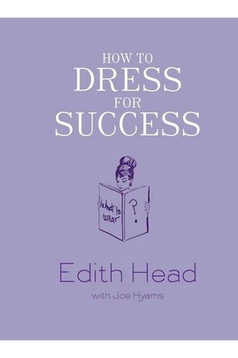 galison how to dress for success by edith head angol nyelvu konyv