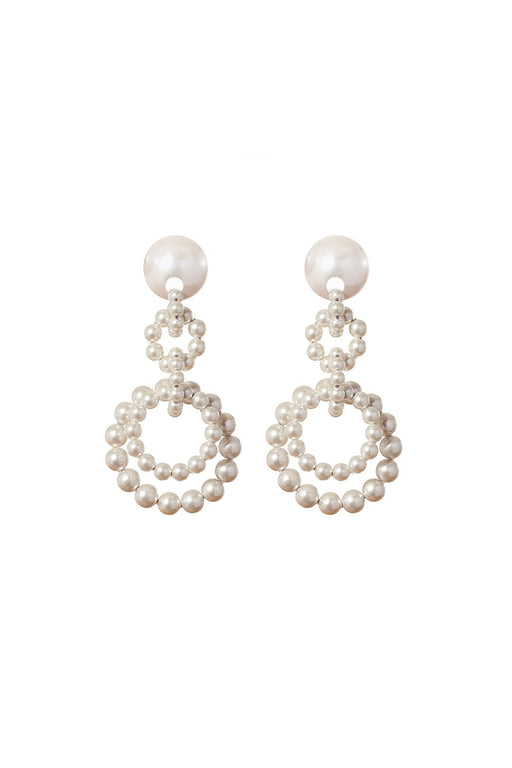 LELE SADOUGHI | Pearl Loop-De-Loop Earrings