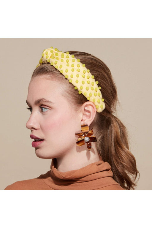 Woven Beaded Headband