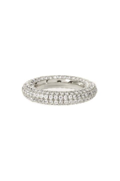 luv aj the pave baby amalfi ring silver gyuru
