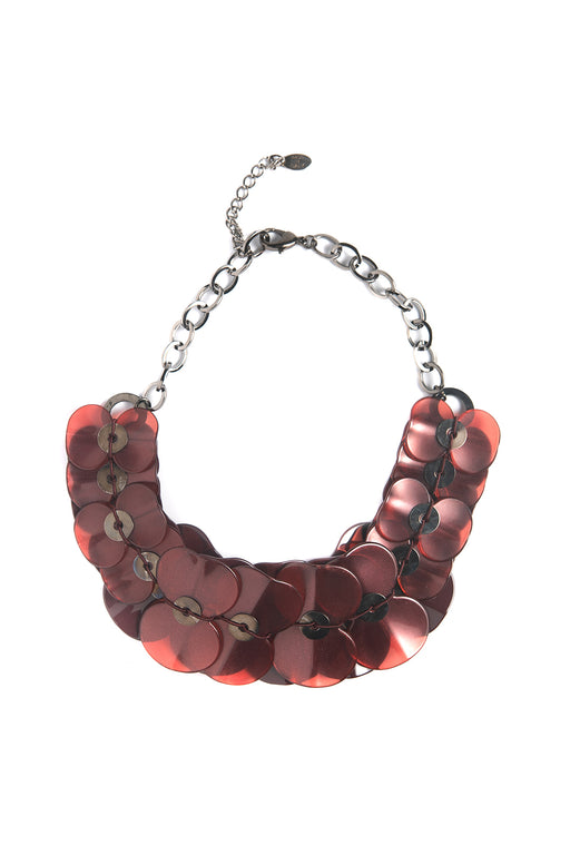 Marsala Necklace
