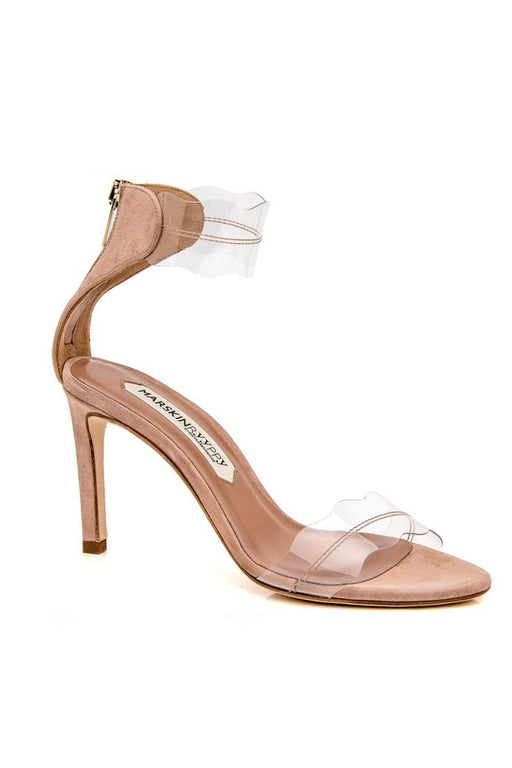 Pauwau Nude Sandals