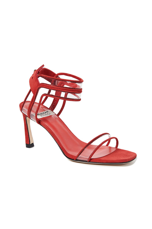 Winona Iron Red Pumps