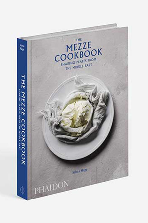 The Mezze Cookbook By Salma Hage
