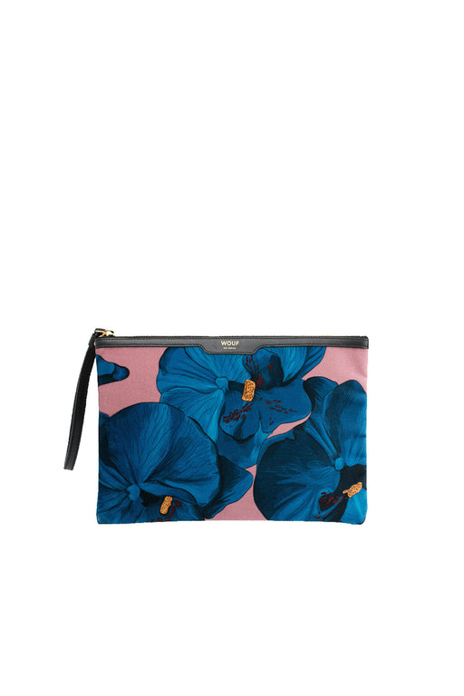 Orchidee Velvet Night Clutch