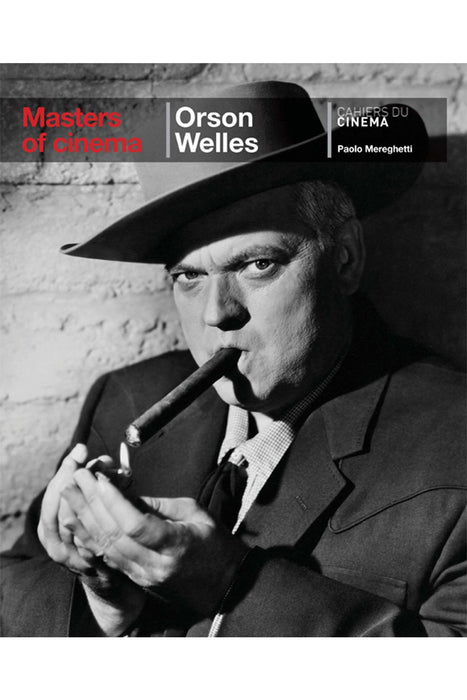 Orson Welles (Masters Of Cinema Series) By Paolo Mereghetti