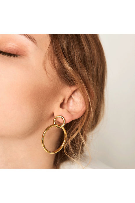 Valentina Gold Earrings