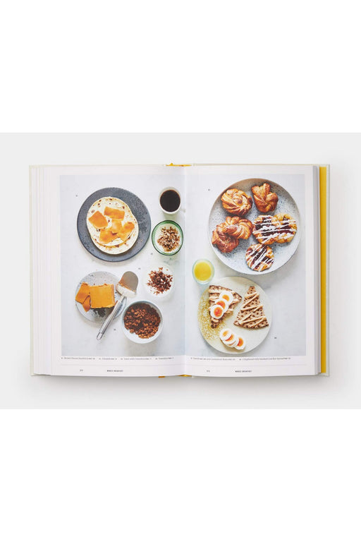 Breakfast: The Cookbook By Emily Elyse Miller