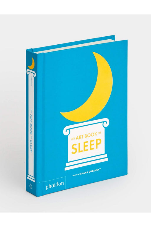 My Art Boook Of Sleep By Shana Gozansky
