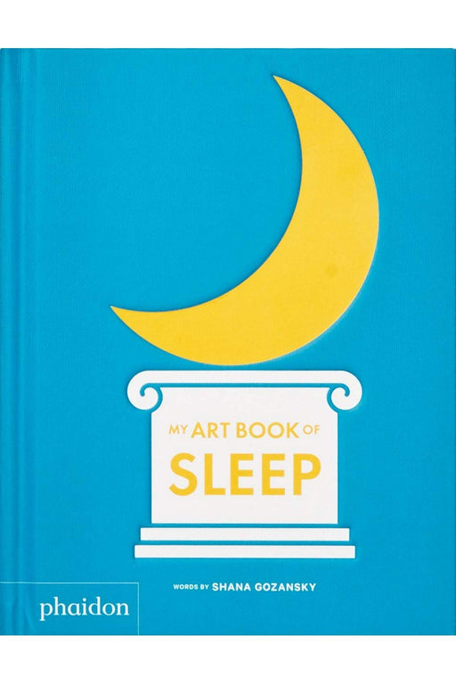 phaidon my art boook of sleep by shana gozansky angol nyelvu konyv