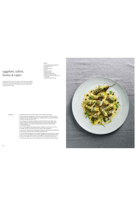 On Vegetables: Modern Recipes For The Home Kitchen By Jeremy Fox And Noah Galuten