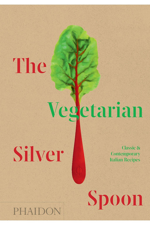 phaidon the vegetarian silver spoon classic and contemporary italian recipes angol nyelvu konyv