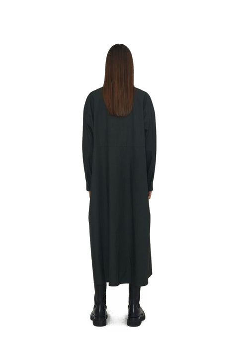 Mezzo Long-Sleeve Dress