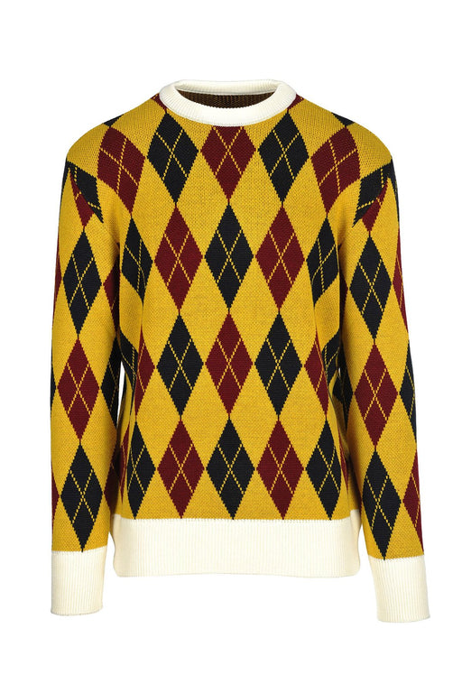 rombo-sweater-navyyellowburgundy