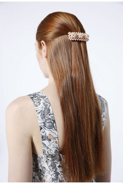 Antonia Beaded Hair Barette