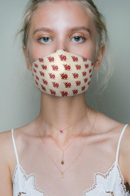 Boquets Protective Face Mask