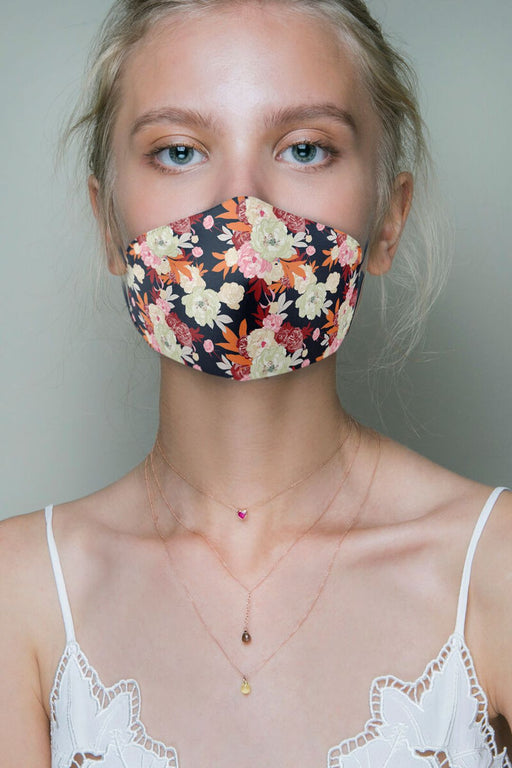 Flowers Protective Face Mask