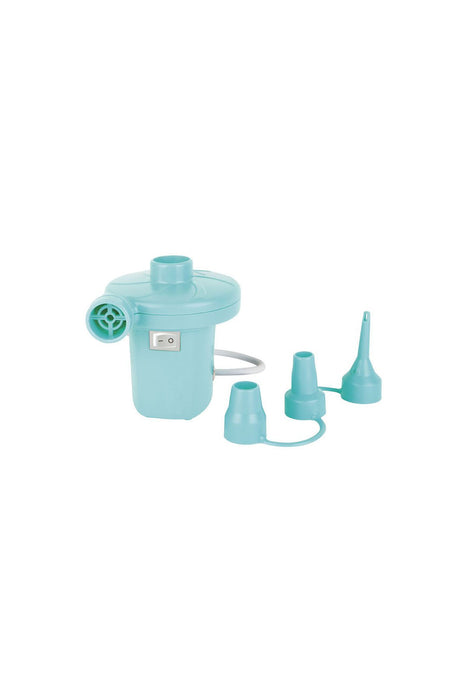 Turquoise Electric Pump