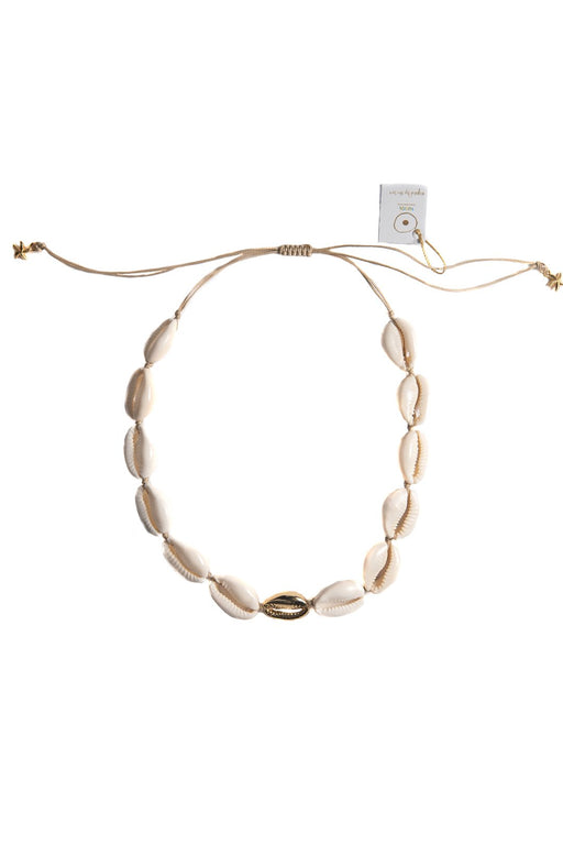 The Cowrie Choker
