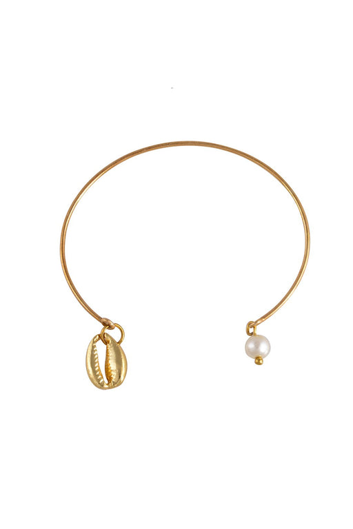 The Cowrie Bangle