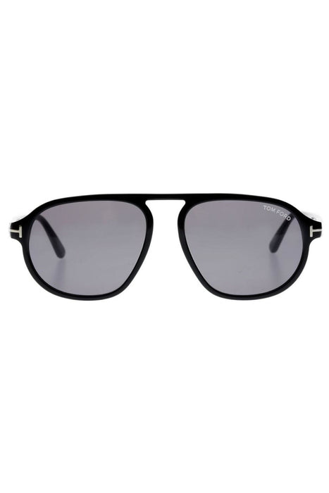 tom ford harrison sunglasses shiny blacksmoke napszemuveg