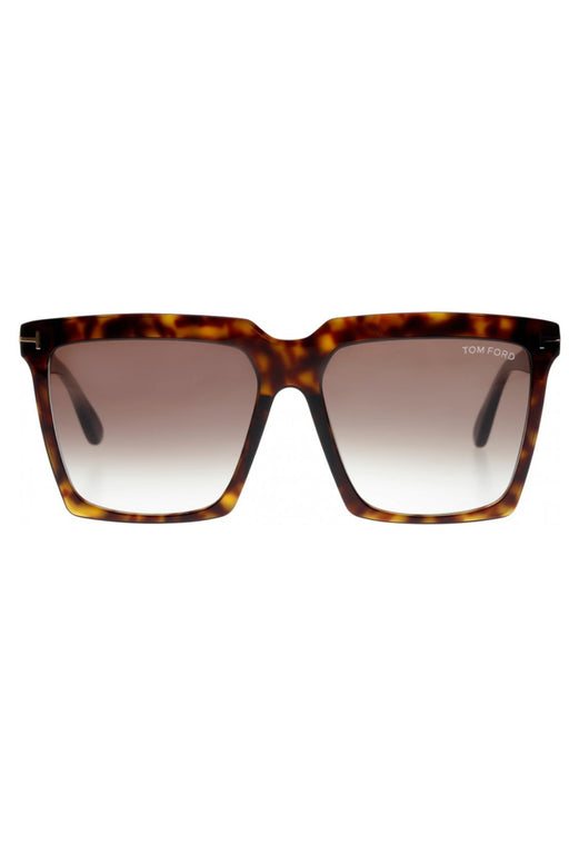 tom ford sabrina sunglasses dark havanaroviex gradient napszemuveg