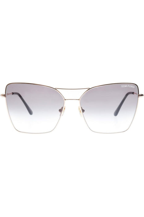 tom ford sye sunglasses shiny rose goldgradient smoke napszemuveg