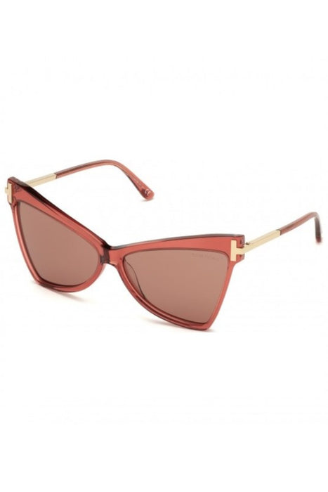 tom ford tallulah sunglasses shiny roseviolet napszemuveg