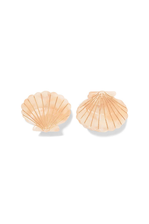 Ursula Pair Of Shell Hair Clips