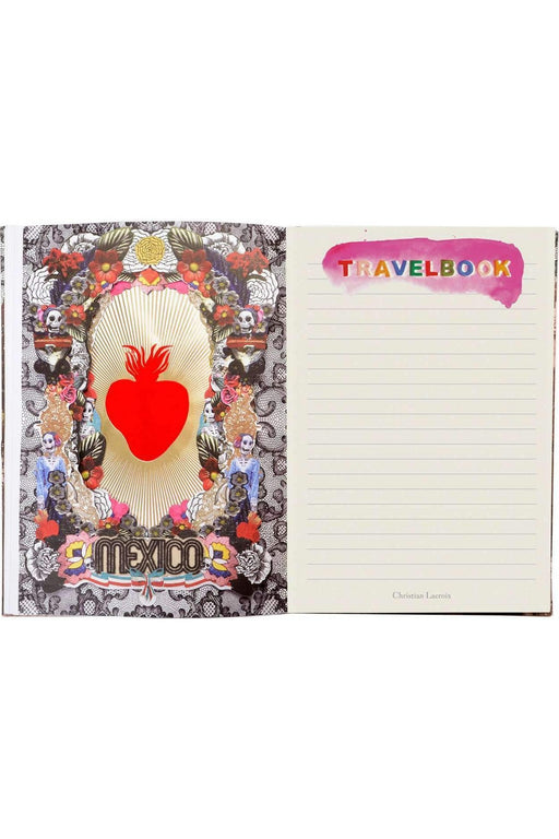 Voyage 2 B5 Hardcover Journal By Christian Lacroix