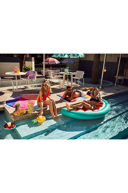 Giant Watermelon Luxe Lie-On Float