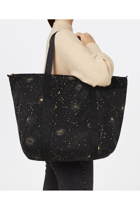 Galaxy Recycled Weekend Bag