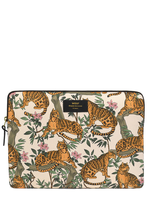 Lazy Jungle Laptop Case