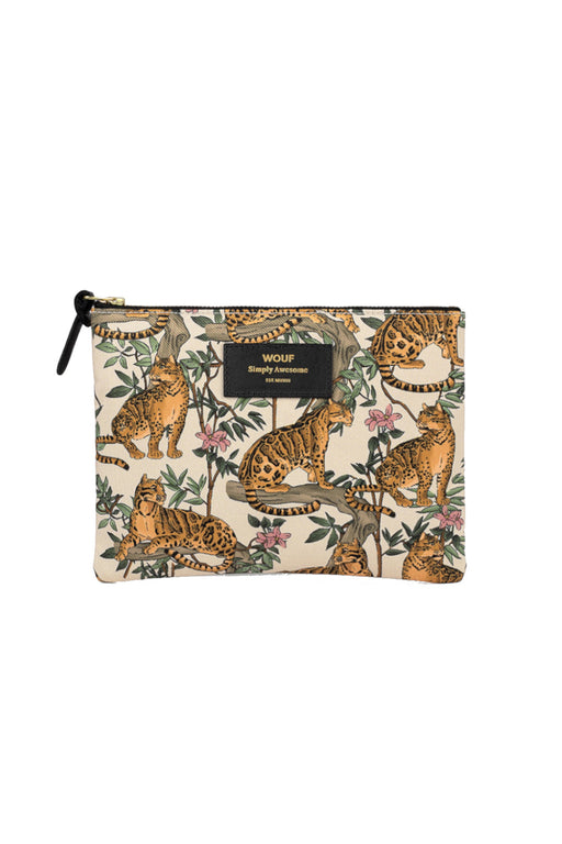 Lazy Jungle Large Pouch