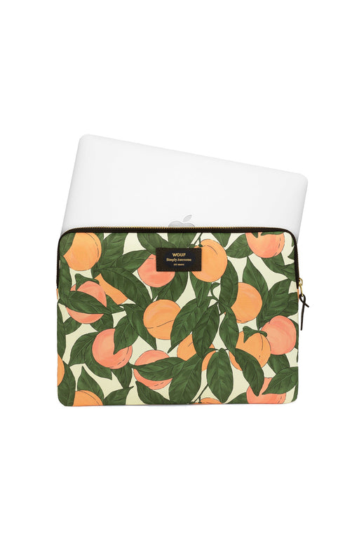 Peach Laptop Case