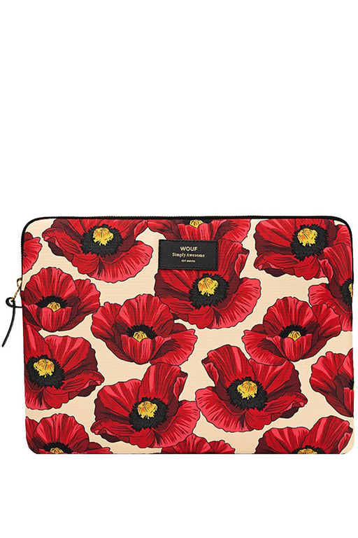 Poppy Laptop Case