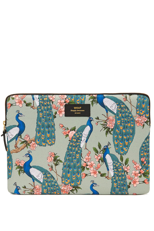 Royal Forest Laptop Case