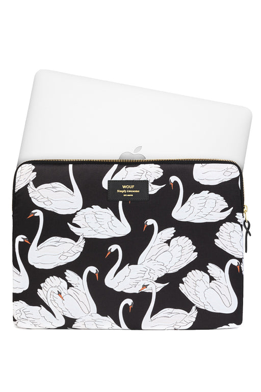 Swan Laptop Case