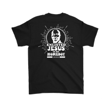 CMSAF #18 Enlisted Jesus T-Shirt - White Imprint