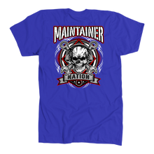 Maintainer Nation Skull Shirt
