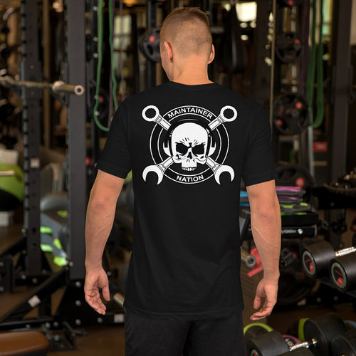 Maintainer Nation Logo Shirt