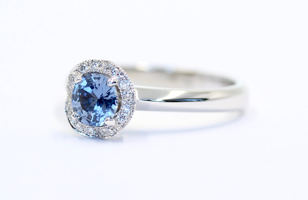 How to buy Custom-made engagement  ring